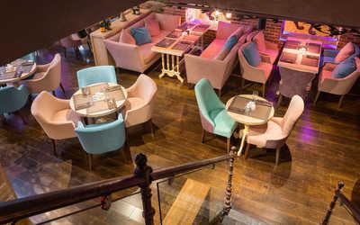 Банкетный зал ресторана Барселона на улице Петровка