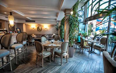 Банкетный зал кафе, ресторана After Seven в Дмитровке Б.