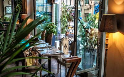 Банкетный зал кафе, ресторана After Seven в Дмитровке Б. фото 2