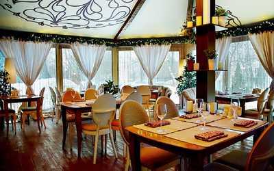 Банкетный зал ресторана Терраса в Угличской