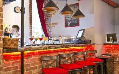 Банкетный зал бара, ресторана Рестобар 5/2 (Пять два) в Никитской Б.