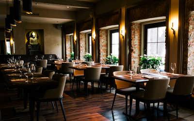 Банкетный зал ресторана Гандара на Рочдельской улице