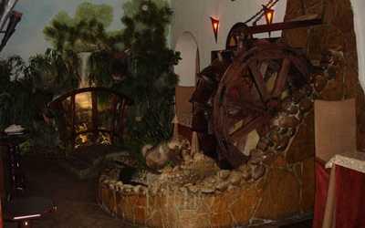 Банкетный зал ресторана Медвежья падь в Культурах