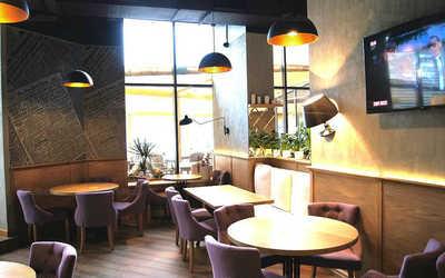 Банкетный зал кафе BOOM (Бум) на Ленинском проспекте фото 3