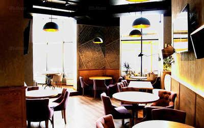 Банкетный зал кафе BOOM (Бум) на Ленинском проспекте фото 1
