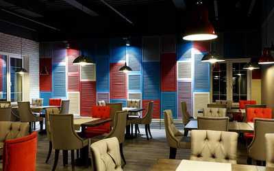 Банкетный зал ресторана Costa La Familia в Воронцовской