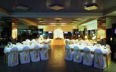 Банкетный зал ресторана Davego в Заставской фото 3