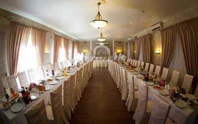 Банкетный зал ресторана Черемша на Приморском шоссе фото 1