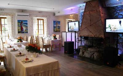 Банкетный зал ресторана Черемша на Приморском шоссе фото 2