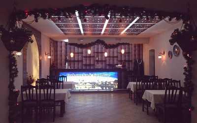 Банкетный зал кафе Бакинский Бульвар на Курской улице