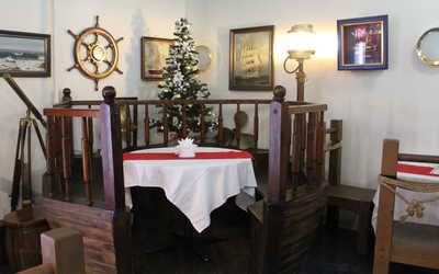 Банкетный зал ресторана Добрый Боцман на Морской набережной