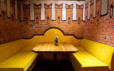 Банкетный зал кафе Кусочки на Шаболовке