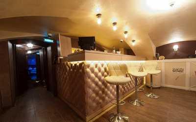 Банкетный зал ресторана 12 Стульев (бывш. Franki Hall) в Манежном