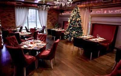 Банкетный зал ресторана Barberini (Барберини) в Александровском