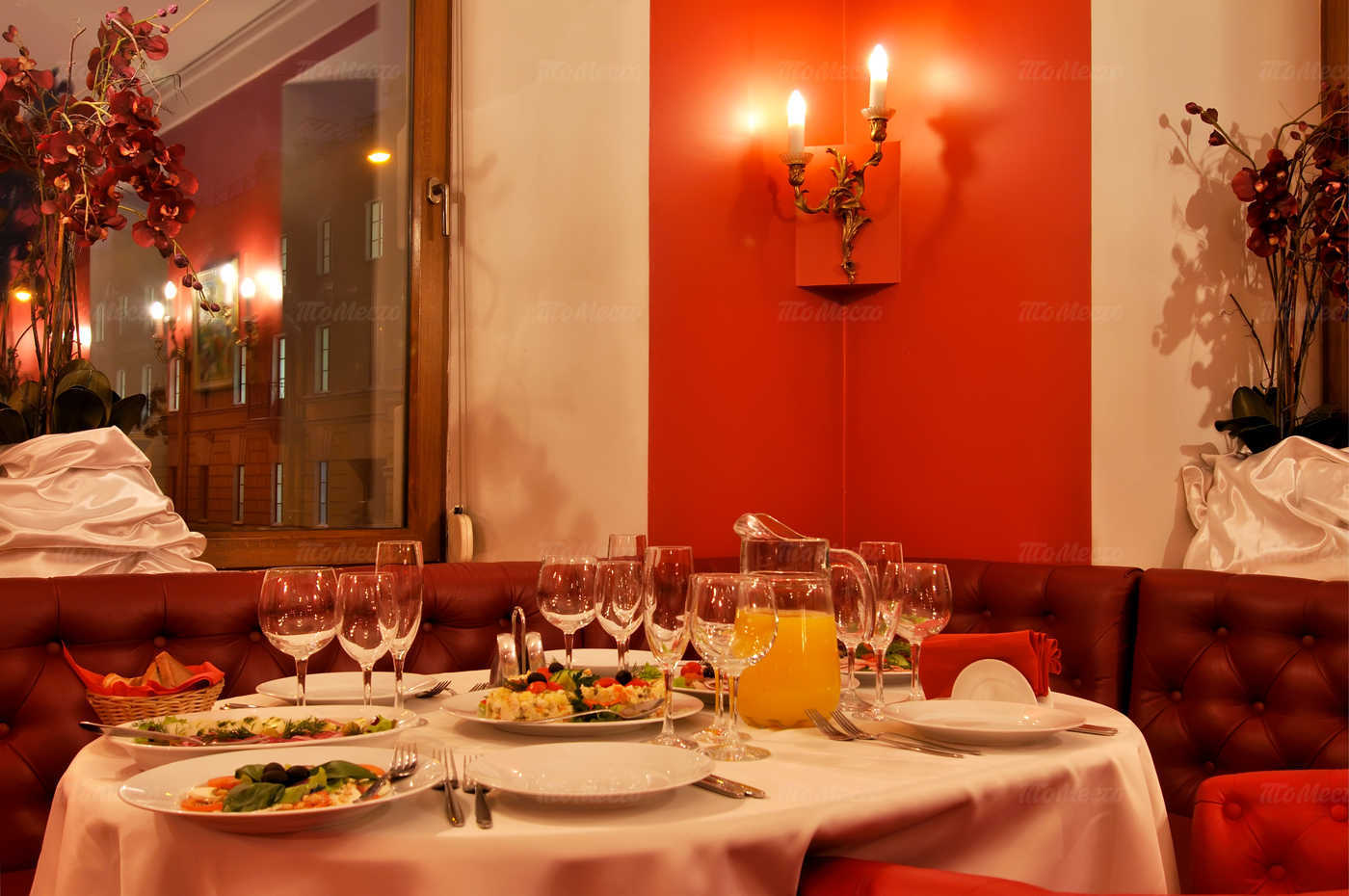 Меню ресторана Одеон в Якубовиче