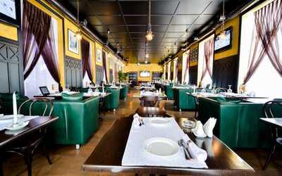 Банкетный зал ресторана Мяснофф на Волжском проспекте