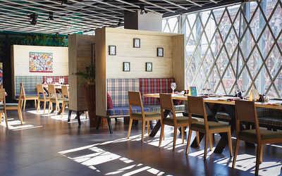 Банкетный зал ресторана Варенье в Ленинградской
