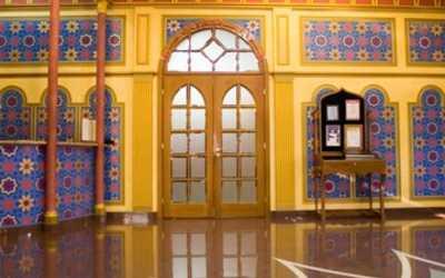 Банкетный зал ресторана Дом Татарской Кулинарии (быв. ДТК) в Баумане