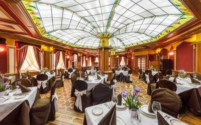 Банкетный зал ресторана Дом Татарской Кулинарии (быв. ДТК) в Баумане фото 1