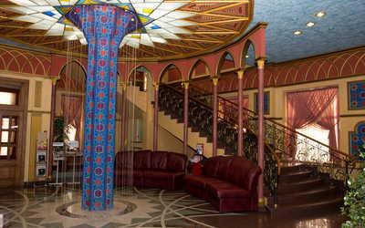 Банкетный зал ресторана Дом Татарской Кулинарии (быв. ДТК) в Баумане фото 2