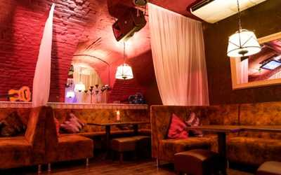 Банкетный зал бара, караоке клуб, ресторана Кинза (бывш. Кукарача) на Галактионовской