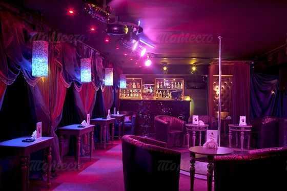 Меню бара, ночного клуба Шантарель в Островскоге