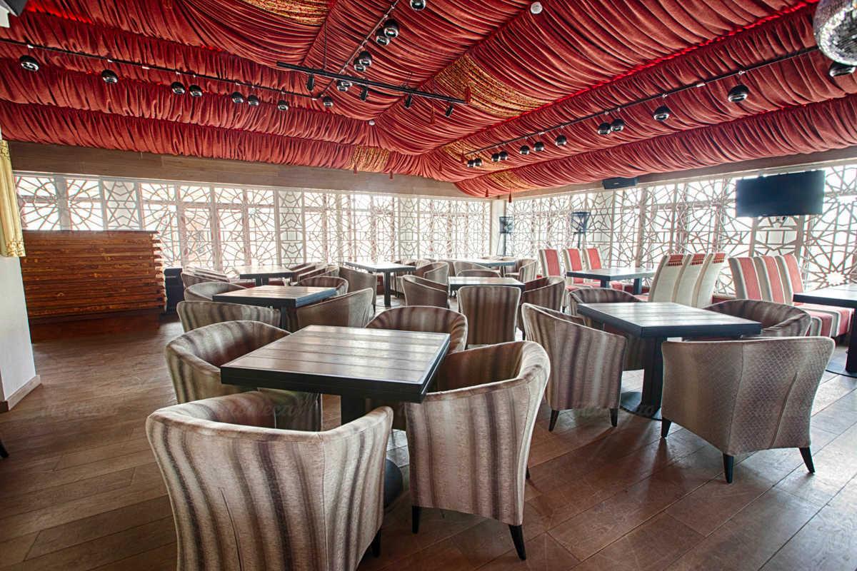 Меню бара, кафе Хумо в Чернышевскоге