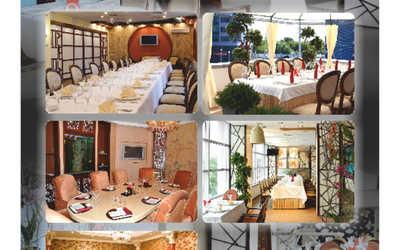 Банкетное меню ресторана Канпай на Оренбургском тракте фото 1