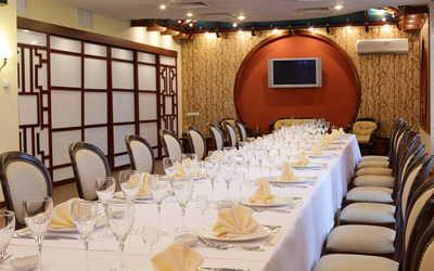 Банкетный зал ресторана Канпай на Оренбургском тракте фото 2