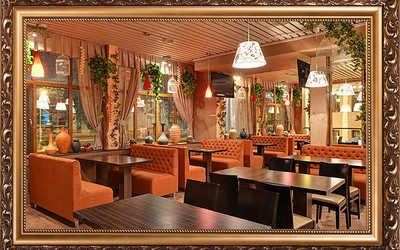 Банкетный зал ресторана АйДаБаран в Ленинградском