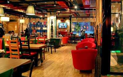 Банкетный зал кафе Mambocino (Мамбочино) в Мусиной