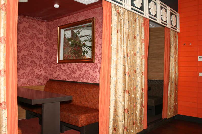 Меню ресторана Йохо (Yahhoo) в Пушкиной