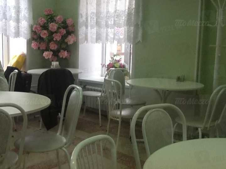 Меню кафе Дом чая в Баумане