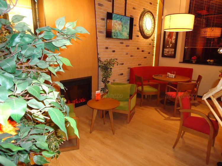 Меню кафе Mambocino (Мамбочино) в Победах