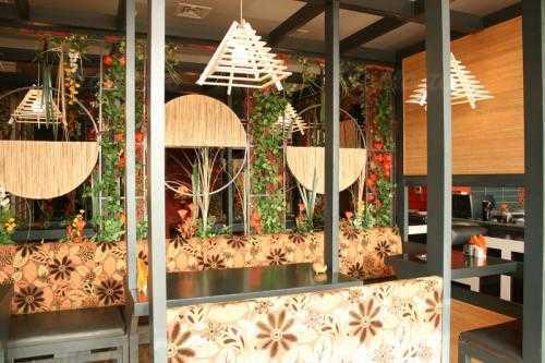 Меню ресторана Йохо (Yahhoo) в Декабристове