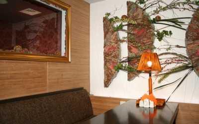 Банкетный зал ресторана Йохо (Yahhoo) в Амирхане Еники