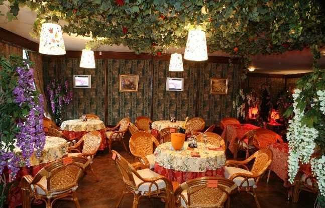 Меню ресторана Танго (Tango) в Братьеве Касимовыхе