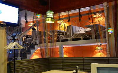 Банкетный зал ресторана Мамаджан в Чистопольской фото 1