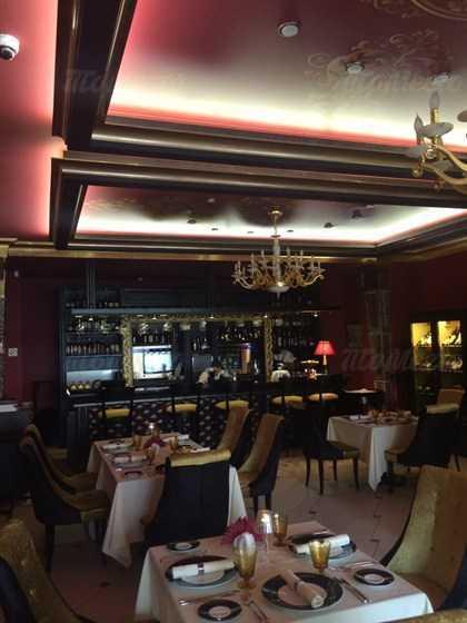 Меню бара, ресторана Галерея вин в Чистопольской