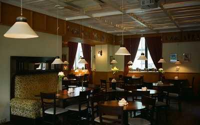Банкетный зал ресторана Дети Райка в Никитском
