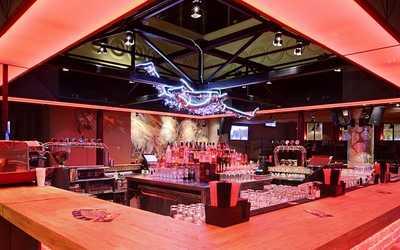 Банкетный зал ресторана BAR BQ CAFE (Бар Бикью Кафе) на Трубной площади фото 2