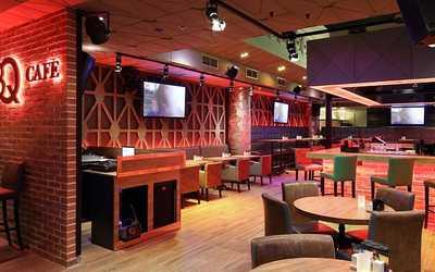 Банкетный зал ресторана BAR BQ CAFE (Бар Бикью Кафе) на Трубной площади фото 1