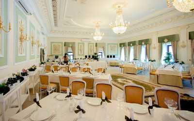 Банкетный зал кафе, ресторана Татарская Усадьба на Шигабутдина Марджани фото 1