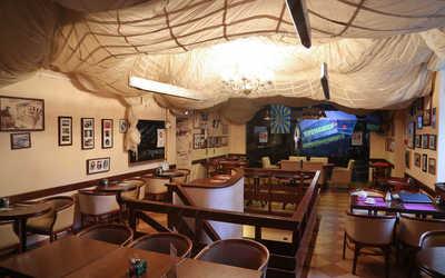 Банкетный зал ресторана Авиатор на Земляном Валу
