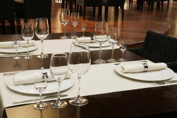 Меню ресторана Панорама в Фатыхах Амирхана