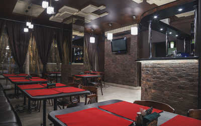 Банкетный зал бара Голодный волк на улице Вавиловых фото 1