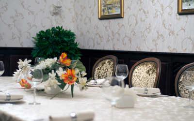 Банкетный зал ресторана Перекресток джаза в Карле Марксе фото 2