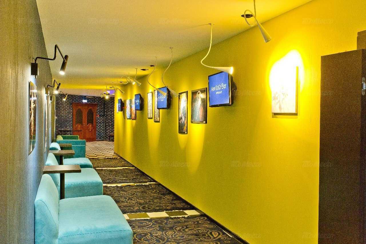 Меню бара Van Gogh (Ван Гог) в Ново-Садовой