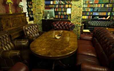Банкетный зал бара Библиотека на Галактионовской фото 3
