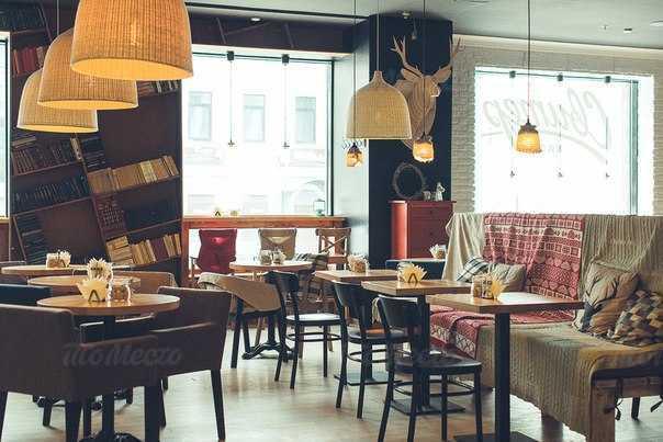 Меню бара, кафе Свитер на Профсоюзной улице